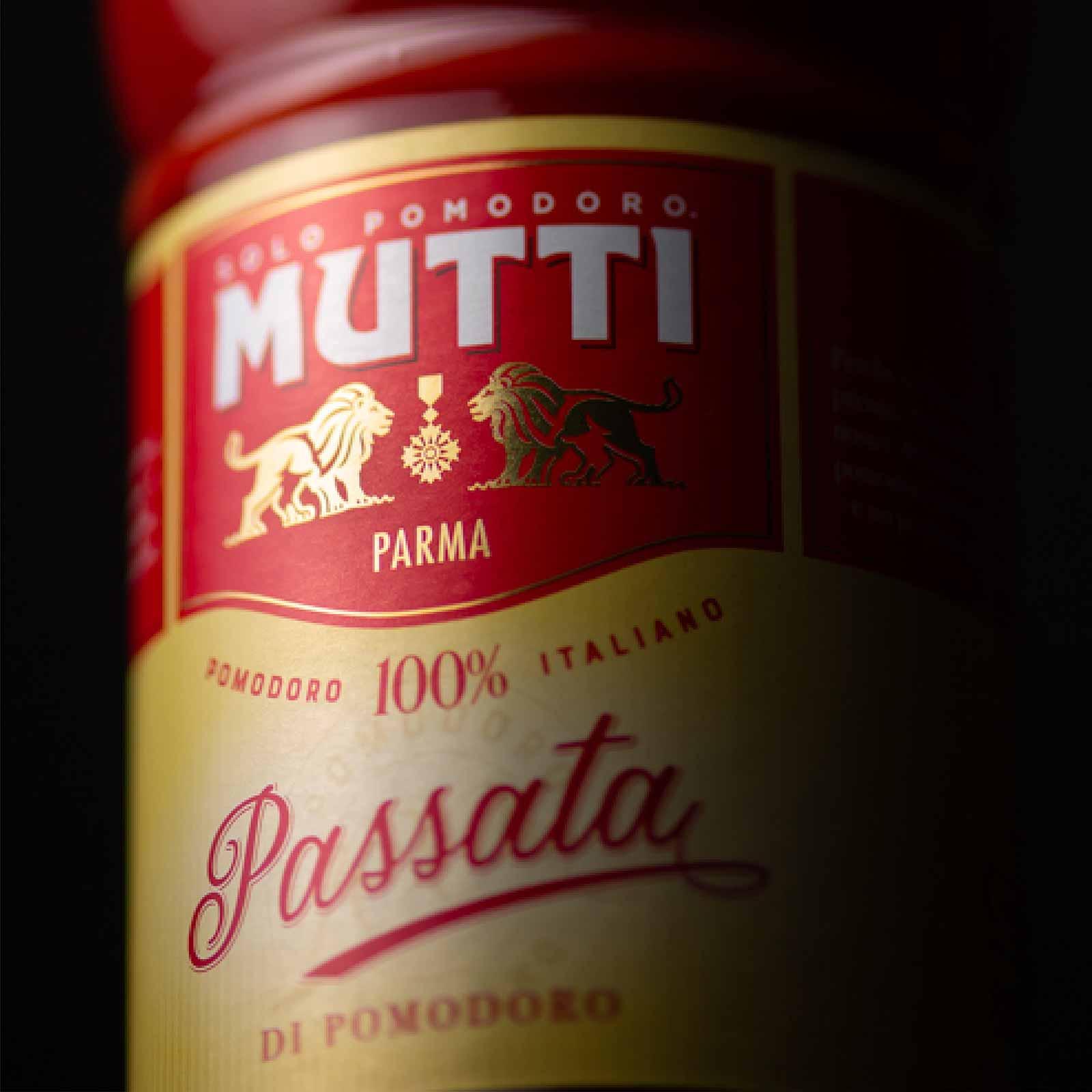 Dispenser - Packaging - Passata Mutti